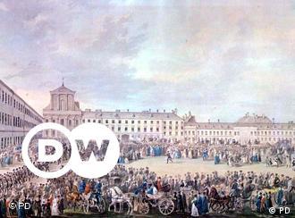 Beethoven faleceu em 26 de março de 1827, de um mal que lhe atacou o fígado e os intestinos. Esta pintura de Franz Stober mostra seu funeral no dia 29 de março, em Viena. Conta-se que cerca de 20 mil pessoas compareceram à cerimônia.