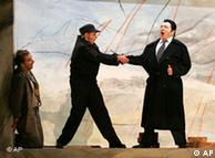 Montagem de 'Fidelio' na Ópera de Leipzig, 2005