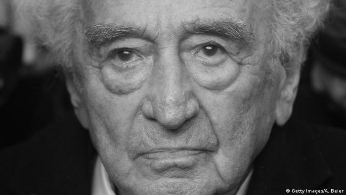 Max Mannheimer Überlebender des Holocaust (Getty Images/A. Beier)