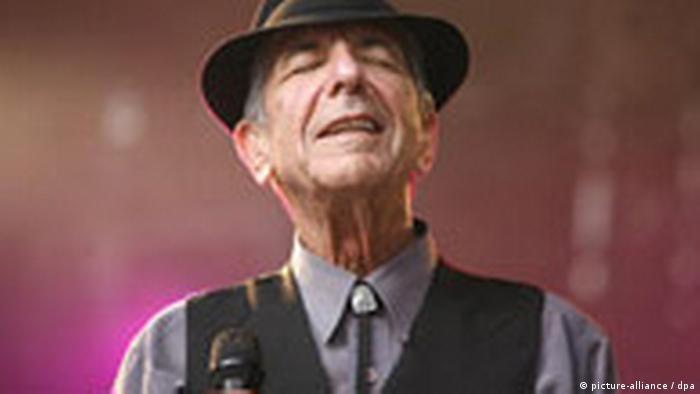 Leonard Cohen (picture-alliance / dpa)