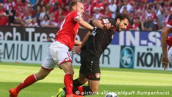FSV Mainz 05 - Bayer Leverkusen (picture-alliance/dpa/F.Rumpenhorst)