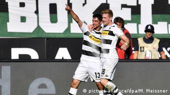 Bundesliga Ingolstadt Moenchengladbach Fußball Lars Stindl (picture-alliance/dpa/M. Meissner)