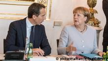 Wien EU Gipfel Östereich Balkan Route Angela Merkel Christian Kern