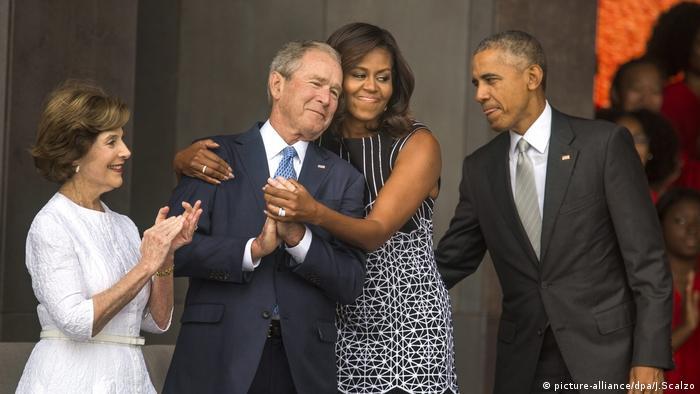 Obama inaugura el museo afroamericano en Washington