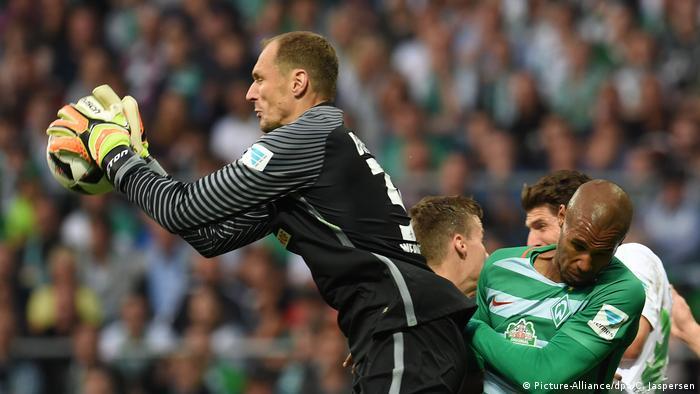 Fußball Bundesliga Werder Bremen - VfL Wolfsburg
