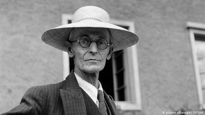 Schriftsteller Herrmann Hesse
