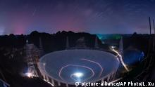 China's FAST - world's largest radio telescope