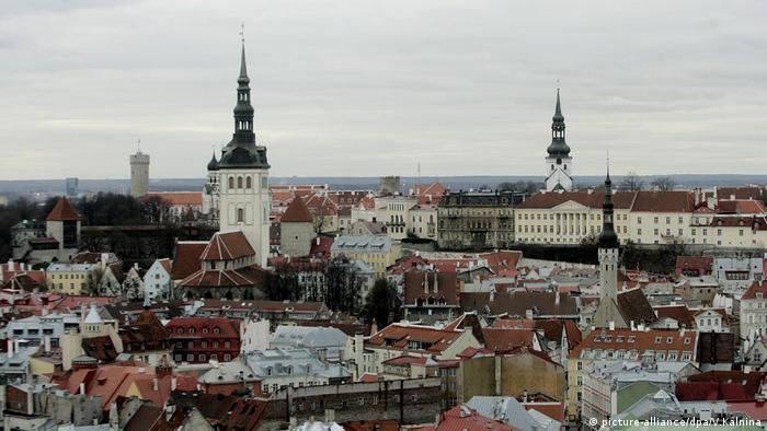 Estland Wahlen Estonia