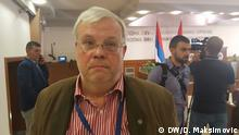 Crtistian Wehrschutz, ORF Journalist