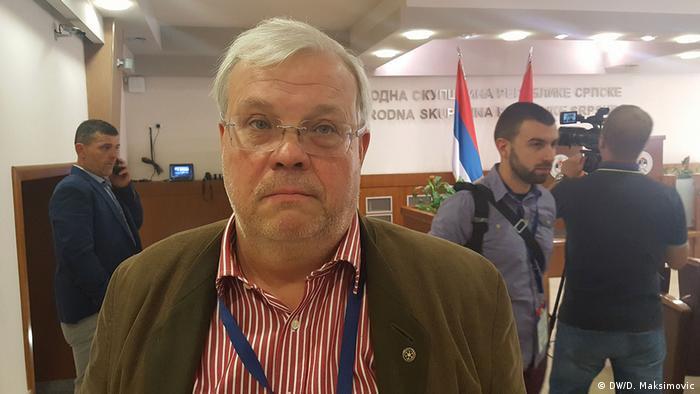 Журналіст Крістіан Вершютц