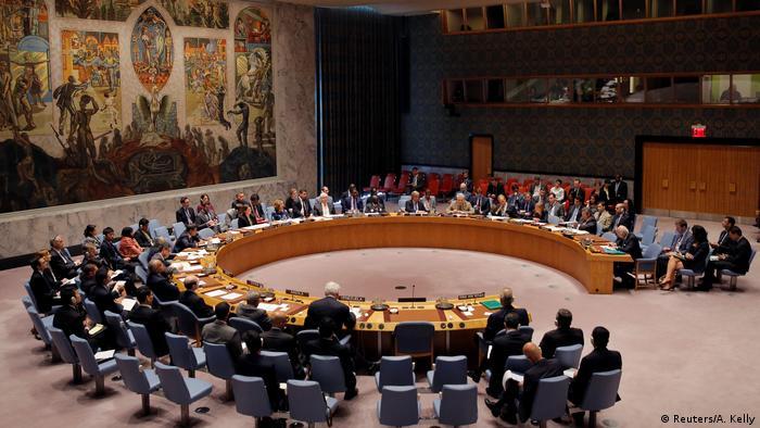UN Sicherheitsrat New York USA Syrien (Reuters/A. Kelly)