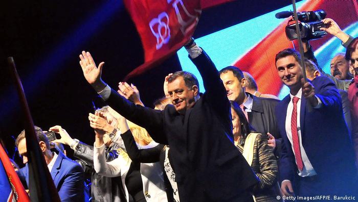 Bosnien und Herzegowina Referendum Republika Srpska Milorad Dodik