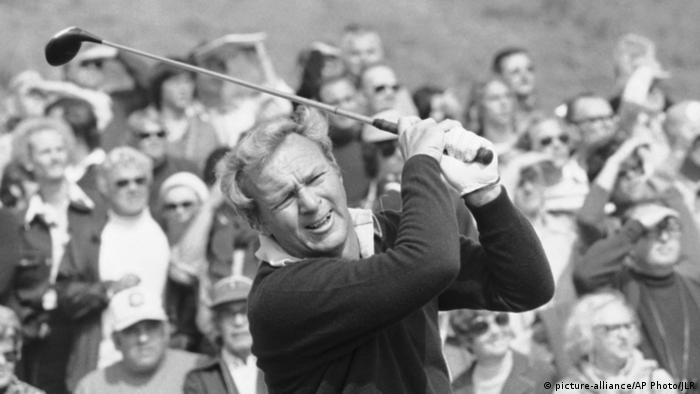 Golf Arnold Palmer (picture-alliance/AP Photo/JLR)