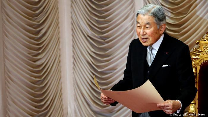 Japan prepares for emperor's abdication, says local media