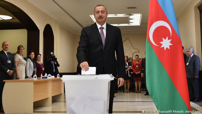 Aliyev was granted expanded powers in a September 2016 referendum that raised questions over increased autocratic rule
