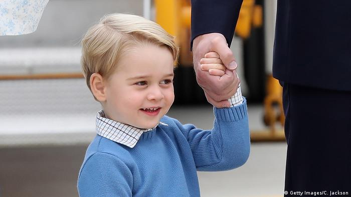 Prince George (Getty Images/C. Jackson)