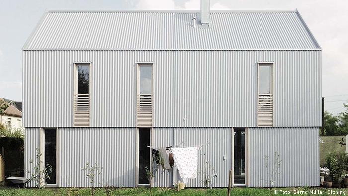 Жилой одноквартирный дом в баварском городе Ольхинге