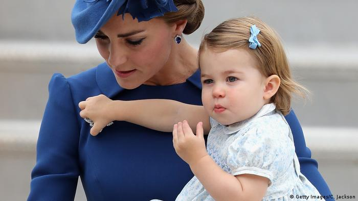Kate and Charlotte (Getty Images/C. Jackson)