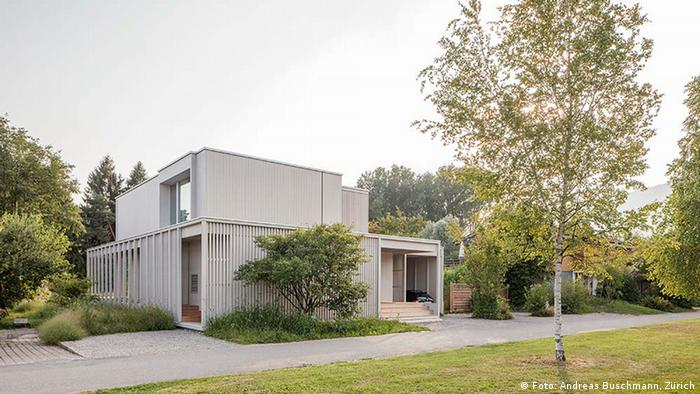 Дом на берегу Бильского озера в Швейцарии
