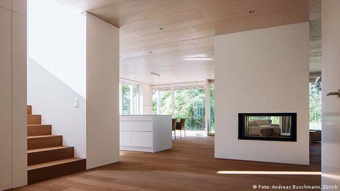 Дом по проекту архитектурного бюро Markus Schietsch Architekten