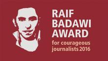 Raif Badawi Award Logo