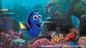 Kinostart Film Findet Dorie (picture-alliance/dpa/Disney/Pixar)