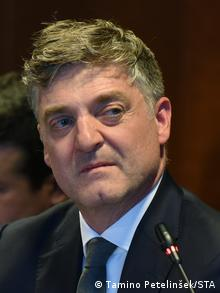 O Τομπίας Φλεσενκέμπερ, επικεφαλής του βαλκανικού προγράμματος στο Διεθνές Κέντρο Ευρωπαϊκής Εκπαίδευσης CIFE