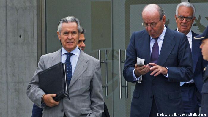 El expresidente de Caja Madrid Miguel Blesa apareció muerto este 19 de julio con un disparo en el pecho. Las autoridades aún no han podido establecer si se trata de un homicidio o un suicidio. 19.07.2017