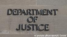 USA Washington Department of Justice