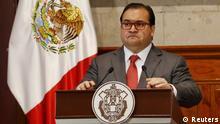 Mexiko Javier Duarte, Governor von Veracruz