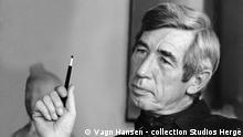 Frankreich Hergé Ausstellung in Paris