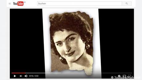 Mahvash iranische Sängerin