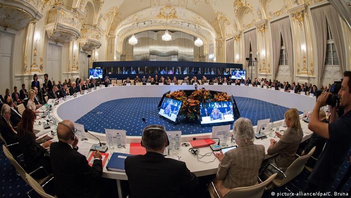 Slowakei Treffen EU Verteidigungsminster in Bratislava (picture-alliance/dpa/C. Bruna)