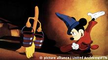 Micky Maus Zeichentrick Walt Disney (picture alliance / United Archives/IFTN)