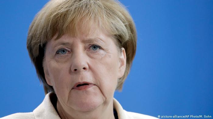 Angela Merkel kritisiert Schließung der Balkanroute
