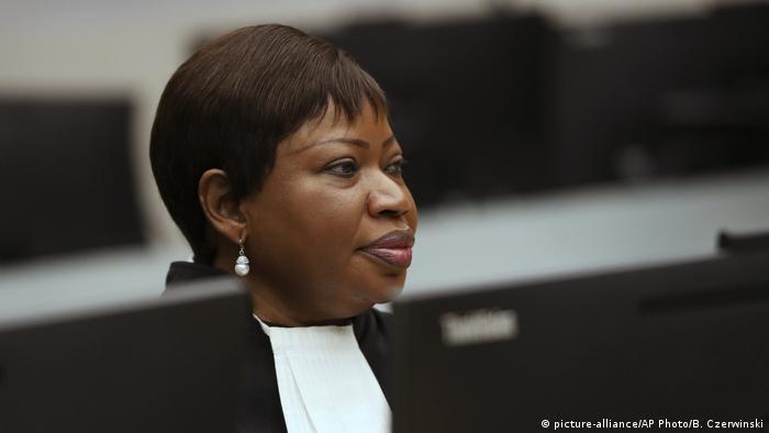Niederlande Timbuktu Gerichtsprozess gegen Al Mahdi Anklägerin Fatou Bensouda