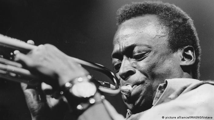 Miles Davis in 1969 (picture alliance/IMAGNO/Votava)