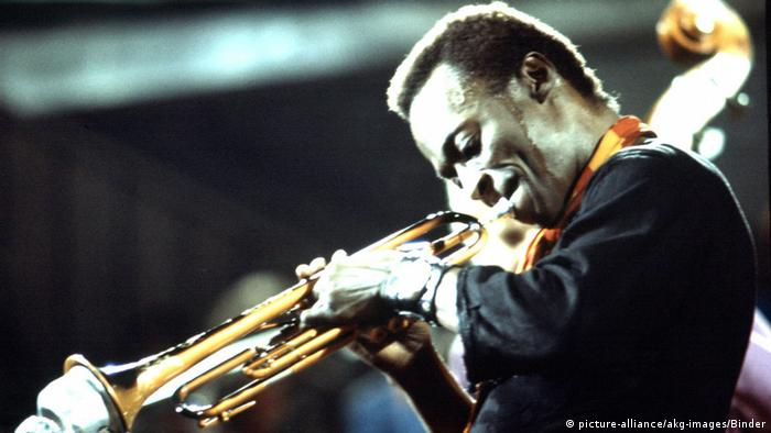 Jazztrompeter Miles Davis (picture-alliance/akg-images/Binder)