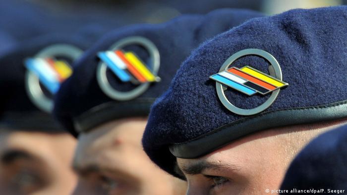 Deutschland Deutsch-Französische Brigade
