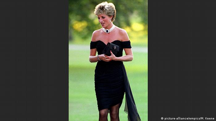 London Princess Diana at Serpentine Gallery (picture-alliance/empics/M. Keene)
