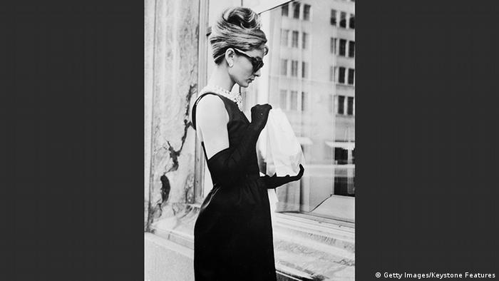 Audrey Hepburn Lunch on Fifth Avenue (Getty Images/Keystone Features)