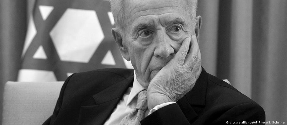 Morre aos 93 anos, ex-presidente de Israel Shimon Peres