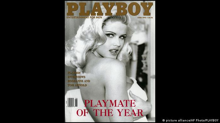 USA Playboy Cover (picture alliance/AP Photo/PLAYBOY)