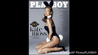 USA Playboy Cover