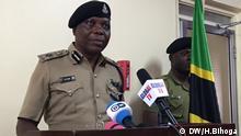 Simon Sirro Polizeichef Dar es Salaam