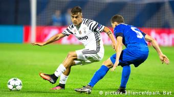Dinamo Zagreb vs Juventus FC (picture-alliance/dpa/A. Bat)