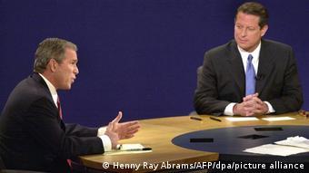 Τζωρτζ Μπους εναντίον Αλ Γκορ στις προεδρικές εκλογές του 2000