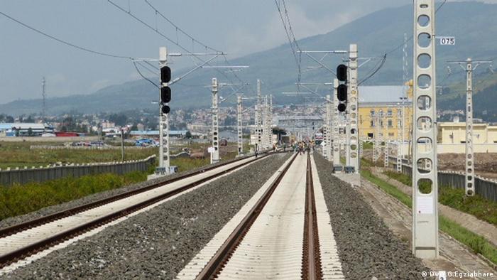 The Addis Ababa-Djibouti railway DW/Y.G.Egziabhare)