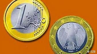 1 Euro, Münze, Euro