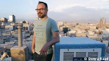 DW-Interviewpartner Iran Hossein Derakhshan